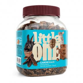 Лакомство для кроликов, грызунов Little One Snack Carob кароб 200 г