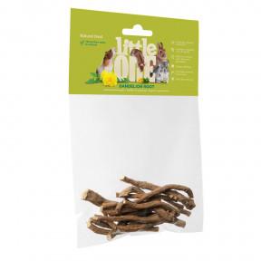 Лакомство для кроликов, грызунов Little One Dandelion root корень одуванчика 35 г