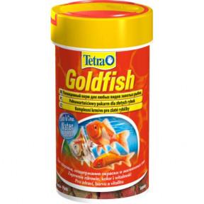 Сухой корм для рыб Tetra Goldfish для всех видов золотых рыбок 100 мл