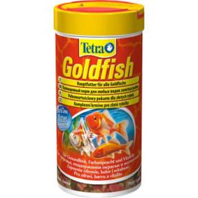Сухой корм для рыб Tetra Goldfish для всех видов золотых рыбок 250 мл