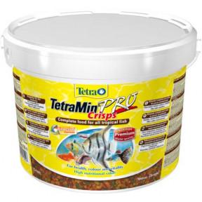 Сухой корм для рыб Tetra TetraMin Crisps 10 л