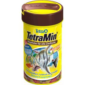 Сухой корм для рыб Tetra TetraMin Flakes 100 мл