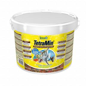 Сухой корм для рыб Tetra TetraMin Flakes 10 л