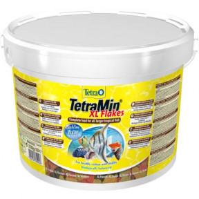 Сухой корм для рыб Tetra TetraMin XL Flakes для крупных рыб 10 л
