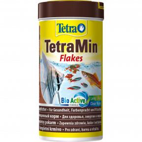 Сухой корм для рыб Tetra TetraMin Flakes 250 мл