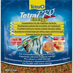 Сухой корм для рыб Tetra TetraPro Energy Crisps для дополнительной энергии 12 г
