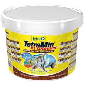 Сухой корм для рыб Tetra TetraMin XL Granules для крупных рыб 10 л