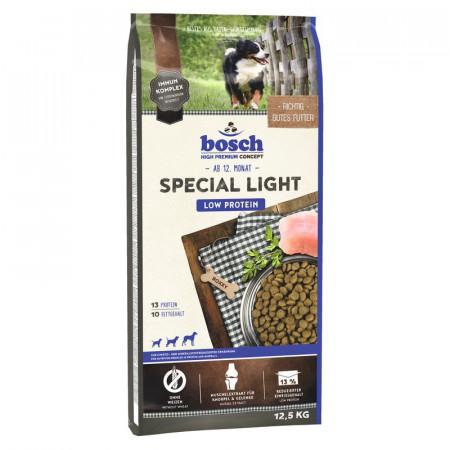 Сухой корм для собак Bosch Special Light для профилактики МКБ, при нарушении работы почек и печени, с домашней птицей 12.5 кг