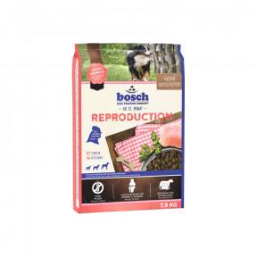 Сухой корм для беременных/кормящих собак Bosch Reproduction с домашней птицей 7.5 кг