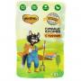 Влажный корм для кошек Мнямс Кот Федор рекомендует Фермерская ярмарка, сочные кусочки с курицей 85 г
