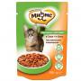 Влажный корм для кошек Мнямс Чувствительное пищеварение, с кроликом (кусочки в соусе) 100 г