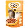 Влажный корм для кошек Мнямс Идеальный баланс, профилактика МКБ, с курицей (кусочки в соусе) 100 г