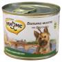 Влажный корм для собак Мнямс Кухни мира Болито мисто по-веронски с дичью с картофелем 200 г