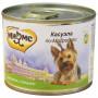 Влажный корм для собак Мнямс Кухни мира Касуэла по-мадридски с кроликом с овощами 200 г