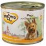 Влажный корм для собак Мнямс Кухни мира Рагу по-ланкаширски с куриным филе с травами 200 г