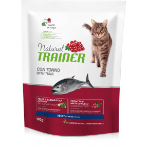 Сухой корм для кошек Natural TRAINER Adult с тунцом 300 г