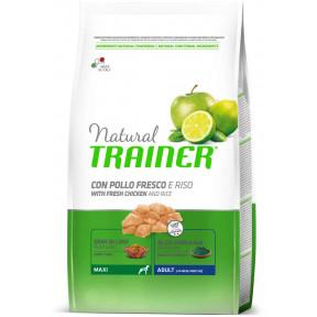 Сухой корм для собак Natural TRAINER Adult Maxi c курицей и с рисом (для крупных пород) 3 кг