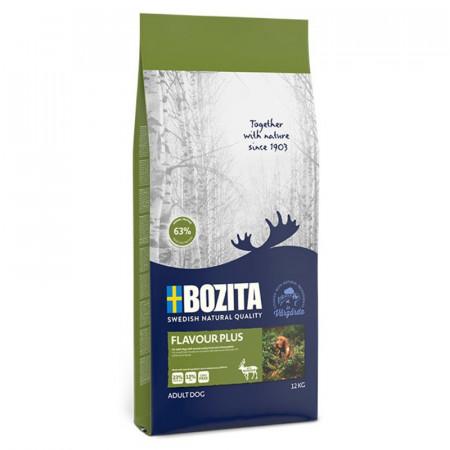 Сухой корм для собак BOZITA Flavour Plus с олениной 3.5 кг