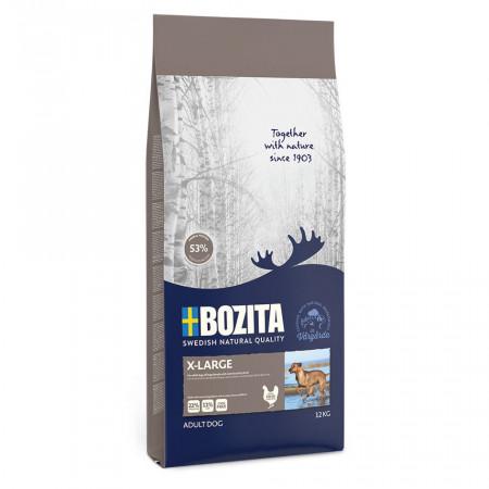 Сухой корм для собак BOZITA Naturals X-Large с курицей (для крупных пород) 12 кг