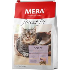 Сухой корм для стареющих кошек MERA Finest Fit Senior 8+ с домашней птицей 1.5 кг