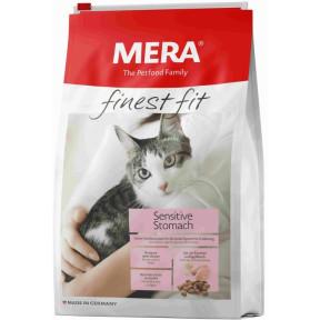 Сухой корм для кошек MERA Finest Fit Sensitive Stomach при чувствительном пищеварении, с курицей 4 кг
