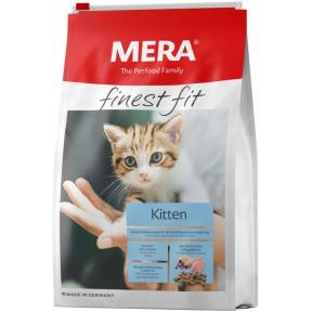 Сухой корм для котят MERA Finest Fit Kitten с домашней птицей 4 кг