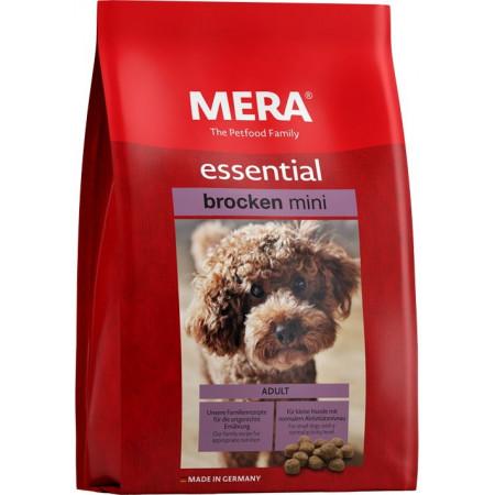 Сухой корм для собак MERA Essential Brocken Mini (для мелких пород) 4 кг