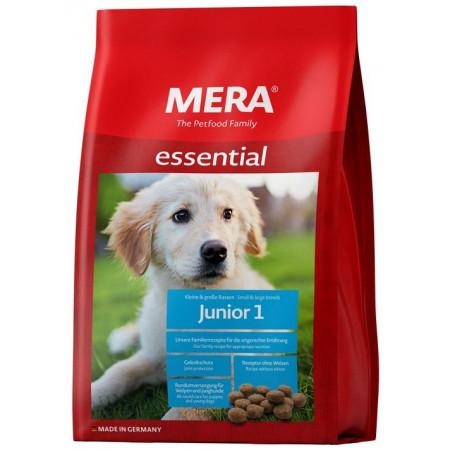 Сухой корм для щенков MERA Essential Junior 1 12.5 кг