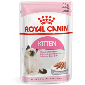 Влажный корм для котят Royal Canin Kitten паштет 85 г