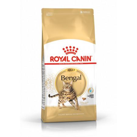 Сухой корм для Бенгальских кошек Royal Canin Bengal Adult 2 кг