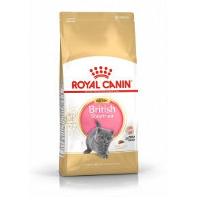 Сухой корм для британских короткошерстных котят Royal Canin British Shorthair Kitten 400 г