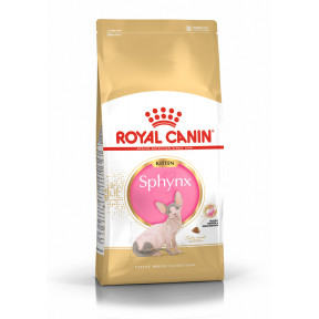 Сухой корм для котят породы Сфинкс Royal Canin Sphynx Kitten 2 кг