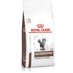 Сухой корм для кошек Royal Canin Gastrointestinal Moderate Calorie при проблемах с ЖКТ 2 кг