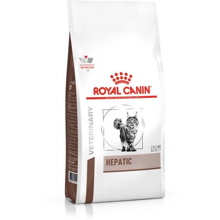 Сухой корм для кошек Royal Canin Hepatic при проблемах с печенью 2 кг