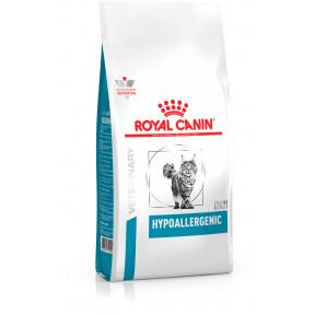 Сухой корм для кошек Royal Canin Hypoallergenic при аллергии, при проблемах с ЖКТ 2.5 кг