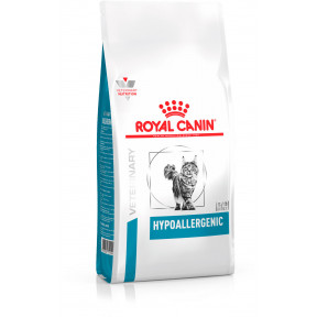 Сухой корм для кошек Royal Canin Hypoallergenic при аллергии, при проблемах с ЖКТ 500 г
