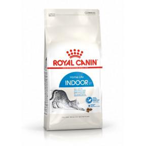 Сухой корм для кошек Royal Canin Indoor 27 для живущих в помещении 400 г