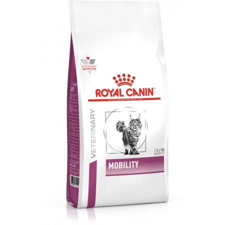 Сухой корм для кошек Royal Canin Mobility при заболеваниях опорно-двигательного аппарата 2 кг