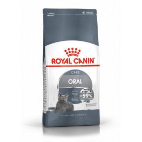 Сухой корм для кошек Royal Canin Oral Care для профилактики зубного камня 400 г