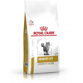 Сухой корм для кошек Royal Canin Urinary S/O Moderate Calorie для лечения МКБ 1.5 кг