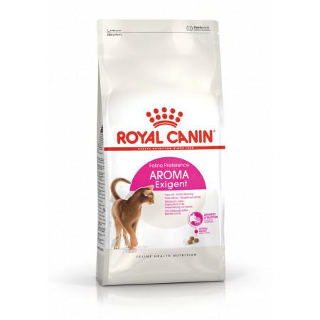 Сухой корм для кошек, привередливых к аромату продукта Royal Canin Aroma Exigent 4 кг