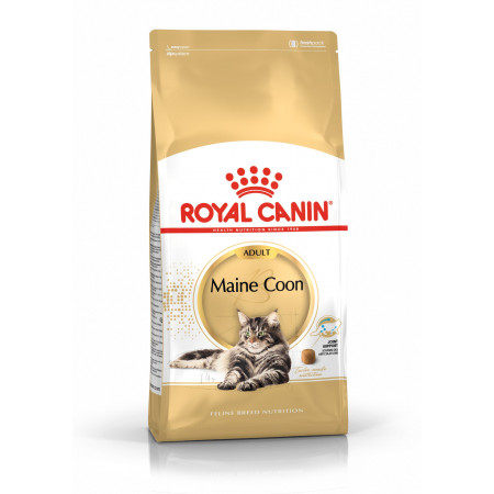 Сухой корм для Мейн-кунов Royal Canin Maine Coon Adult для кошек от 15 месяцев 10 кг