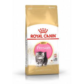 Сухой корм для Персидских котят Royal Canin Persian Kitten мясное ассорти 400 г