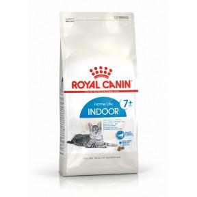 Сухой корм для пожилых кошек Royal Canin Indoor 7+ для живущих в помещении 1.5 кг