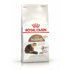 Сухой корм для пожилых кошек старше 12 лет Royal Canin Ageing 12+ для профилактики МКБ 2 кг