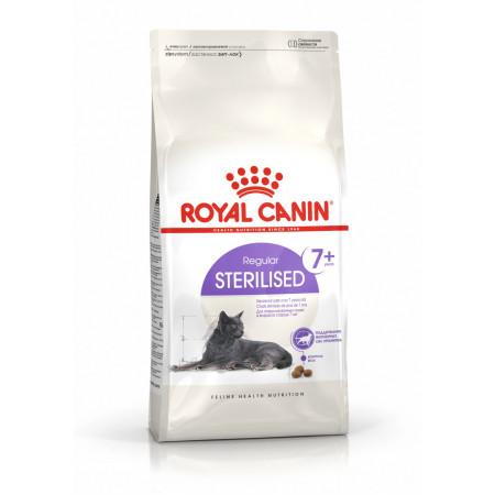 Сухой корм для пожилых стерилизованных кошек Royal Canin Sterilised 7+ 3.5 кг