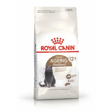 Сухой корм для пожилых стерилизованных кошек от 12 лет Royal Canin Sterilised Ageing 12+ 4 кг