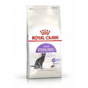 Сухой корм для стерилизованных кошек Royal Canin Sterilised 37 4 кг