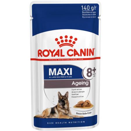 Влажный корм для пожилых собак Royal Canin Maxi Ageing 8+ (для крупных пород) 140 г
