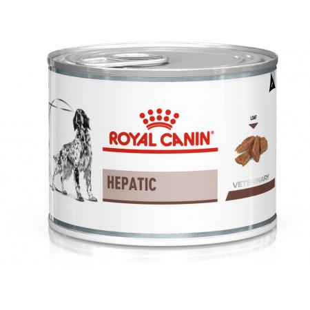 Влажный корм для собак Royal Canin Hepatic при заболеваниях печени 420 г